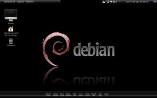 Escritorio GNU Linux Debian Lenny 5.0 (personalizado). 9f037b86691