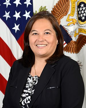 Assistant Secretary of the Army (Manpower and Reserve Affairs) - Image: Debra Wada