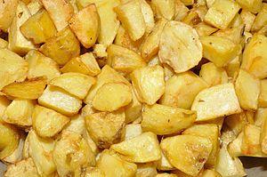 Deep-fried food