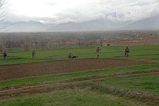 Baraki Barak District District in Logar Province, Afghanistan