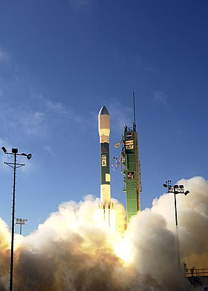 USA-193 - Delta II launching USA-193, Vandenberg Air Force Base, 2006
