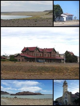 Puerto Deseado - Sights in Puerto Deseado