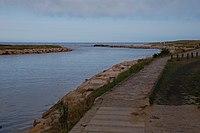 Desembocadura do río Ouro 21IX2013.JPG