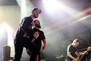 Despised Icon Canadian deathcore band