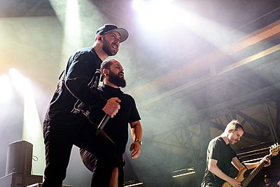 Picture of a band or musician: Despised Icon