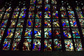 Detail - Stained glass window - Duomo - Milan 2014.jpg