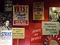 Detail of Exhibit on Postwar Privations - Harry S. Truman Presidential Library - Independence - Missouri - USA (40915718505).jpg