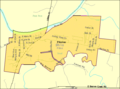 Detailed map of Piketon, Ohio.png
