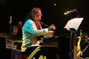 Vladislav Sendecki - Image: Deutsches Jazzfestival 2013 HR Big Band Vladyslav Sendecki 01