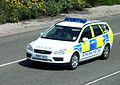 Devon and Cornwall Police WA07ACU.jpg