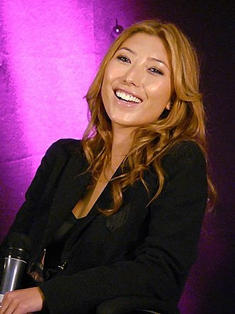Dichen Lachman - Lachman at the 2009 Starfury: T1 convention