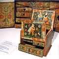 Die Sammlung Adelsheim im Deutschordensmuseum. (Minnekästchen, frühes 17. Jahrhundert.).jpg