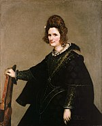 Diego Velázquez - Portrait of a Lady - Google Art Project.jpg