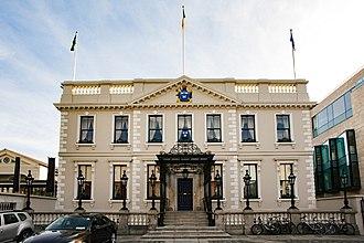 First Dáil - The Mansion House, Dublin