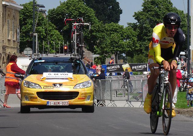 Diksmuide - Ronde van België, etappe 3, individuele tijdrit, 30 mei 2014 (B046).JPG