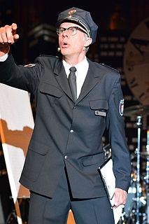 Dirk Bielefeldt German comedian