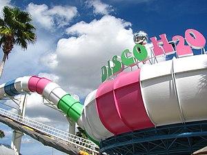 Wet 'n Wild Orlando - Disco H2O