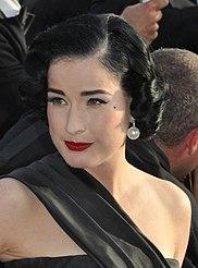 Dita von Teese, ex moglie di Marilyn Manson