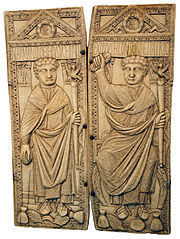 Diptych of Boethius
