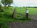 Diverted path - geograph.org.uk - 440083.jpg