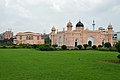 Diwan-i-Am and Tomb of Pari Bibi with Garden - North-western View - Lalbagh Fort Complex - Dhaka 2015-05-31 2715.JPG