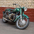 Dnepr bike Aug 2009 01.JPG