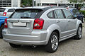 Dodge Caliber 2.4 RT rear 20100429.jpg