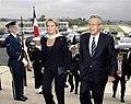 Donald H. Rumsfeld. Michelle Alliot-Marie.jpg