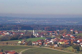 Dorfbeuern - Image: Dorfbeuern Michaelbeuern