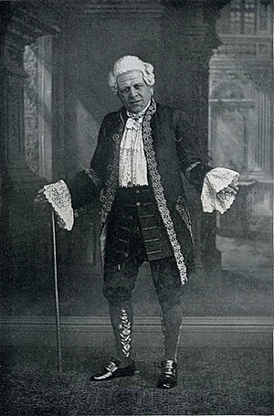 Furneaux Cook - Cook as Squire Bantam in Dorothy