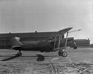 Douglas O-2 - Image: Douglas O 2H at NACA Langley Research Center 1934