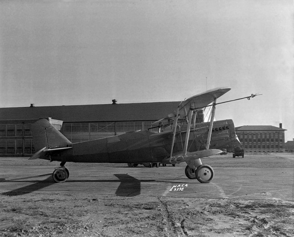 Douglas O-2H at NACA Langley Research Center 1934