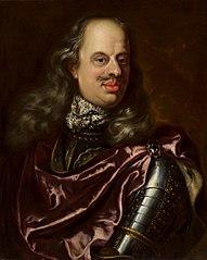 Portrait of Cosimo III de' Medici.