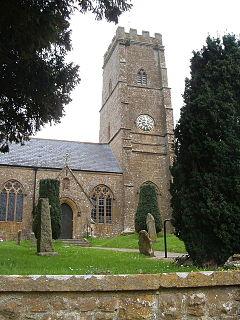 Dowlish Wake Human settlement in England