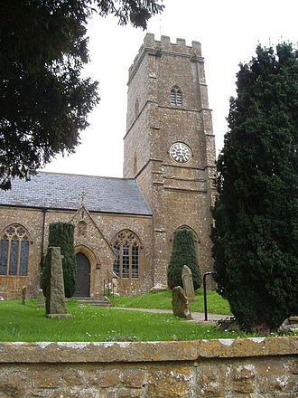 Dowlish Wake - Image: Dowlish Wake Church