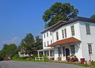 Mountainville, New York human settlement in New York, United States of America