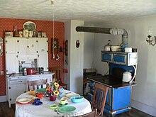 Kitchen Chimney Interior Design