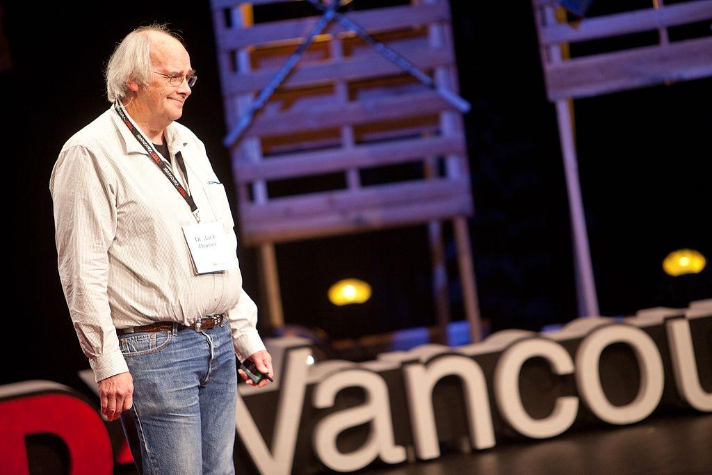 Dr. Jack Horner - TEDx Vancouver 2010 - West Vancouver, BC (5218947057).jpg