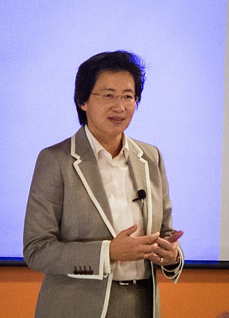 Lisa Su - Dr. Lisa Su in November 2014