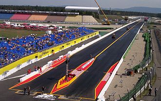 Dragstrip - The Hockenheimring dragstrip, 2005
