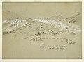 Drawing, Aletsch glacier, Bernese Alps, Switzerland, August 28, 1868 (CH 18198859).jpg