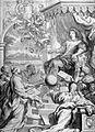 Drawing depicting the regency of Marie Jeanne of Savoy.jpg