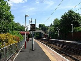 Drumchapel railway station in 2006.jpg