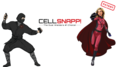 Dual Wielding Phone Ninja and Supergirl.png