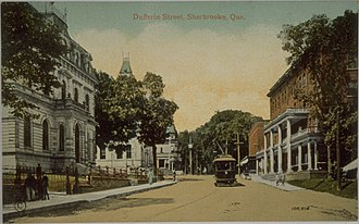 Sherbrooke - Dufferin Street, Sherbrooke between 1903-1913