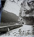 Duna, a Vaskapu-szoros, Széchenyi-út. Fortepan 87000.jpg