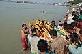Durga Idol Immersion - Baja Kadamtala Ghat - Kolkata 2012-10-24 1304.JPG
