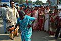 Durga Idol Immersion Procession - Baja Kadamtala Ghat - Kolkata 2012-10-24 1381.JPG