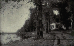 Dutch Painting in the 19th Century - De Bock - On the Heelsum Road.png