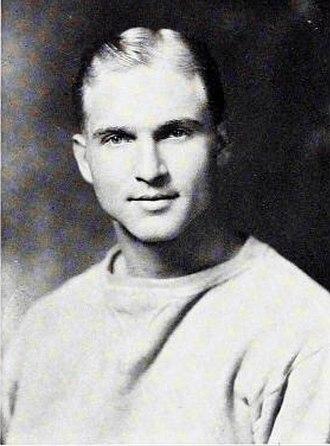 Willard Witte - Witte from the 1934 Wyo